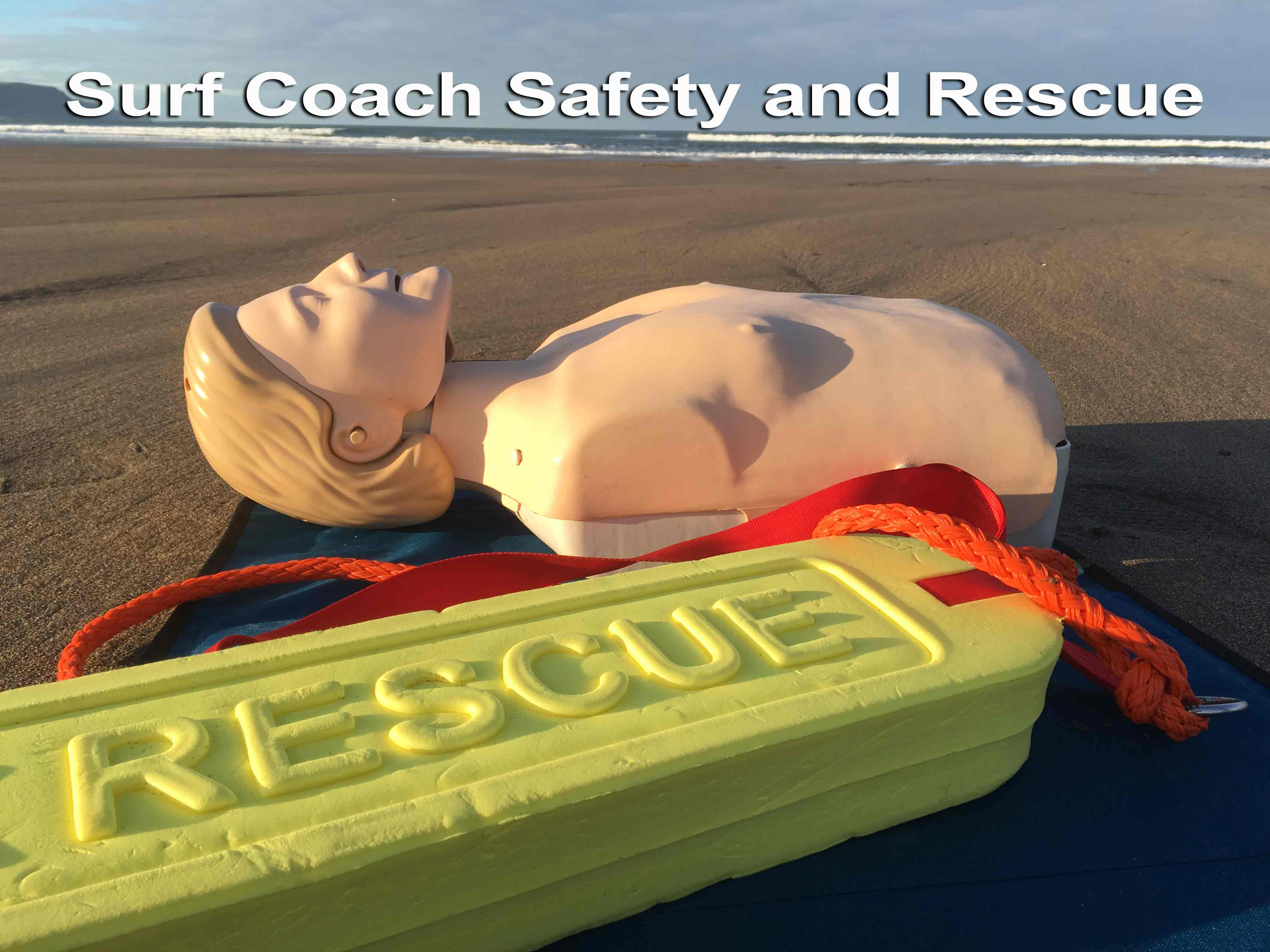 Surf Coach Safety and Rescue